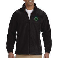 MYC - Men's Tall 8 oz. Full-Zip Fleece Thumbnail