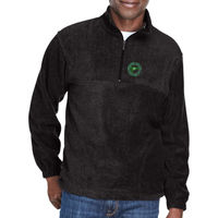 MYC - Adult 8 oz. Quarter-Zip Fleece Pullover Thumbnail