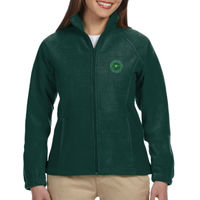 MYC - Ladies' 8 oz. Full-Zip Fleece Thumbnail