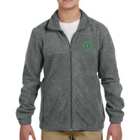 MYC - Youth 8 oz. Full-Zip Fleece Thumbnail
