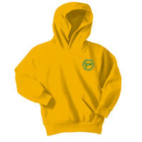 MYC -Youth Core Fleece Pullover Hooded Sweatshirt - PC90YH Thumbnail
