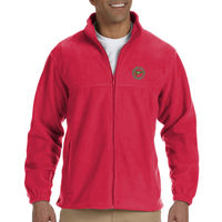 MYC - Men's 8 oz. Full-Zip Fleece - M990 Thumbnail